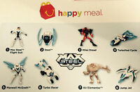 Mcdonald's 2014 max Steel Missing 1