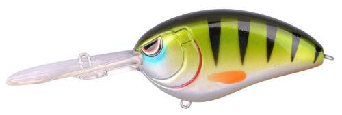 Spro Little John Baby DD 60 Floating Green Perch