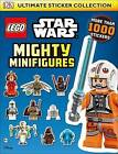 LEGO Star Wars Mighty Minifigures Ultimate Sticker Collection by DK (Paperback, 2015)