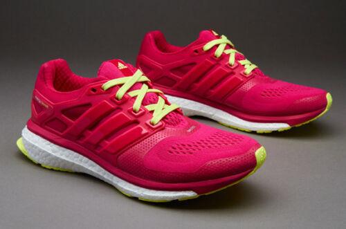 2 Adidas Cushion Womens da Scarpe £ Energy 120 Rrp Neutral Boost corsa ww6Aqt4Fr