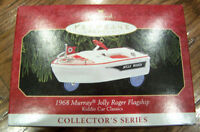 Hallmark 1999 Orn 1968 Murray Jolly Roger Kiddie Car