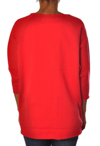 Topwear 951418c184431 Donna felpe Preview 5 Rosso Xf5qFgnwn