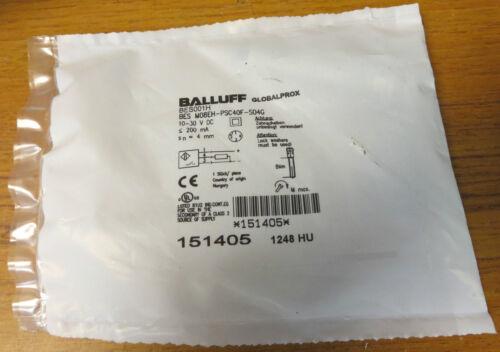 Balluff BES001H BES M08EH-PSC40F-S04G Sensor