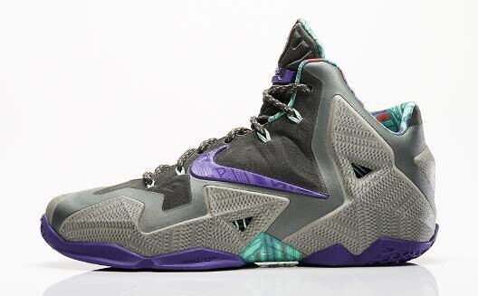 Nike Lebron XI 11 Terracotta Warrior Grey WTL SE DS Size14 New In Box