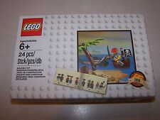 Lego 5003082 Pirates Adventure Promo Box 100% Complete New Sealed FREE SHIPPING