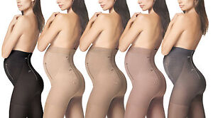 Fiore-Maternity-Tights-Mama-40-Denier-Comfort-amp-Fit-for-Pregnant-Silhouette-New