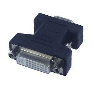 DVI-I-Female-Analog-24-5-to-VGA-Male-15-pin-Connector-Adapter