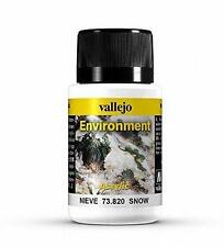 Vallejo Snow Effect Model Paint Kit VAL 73820