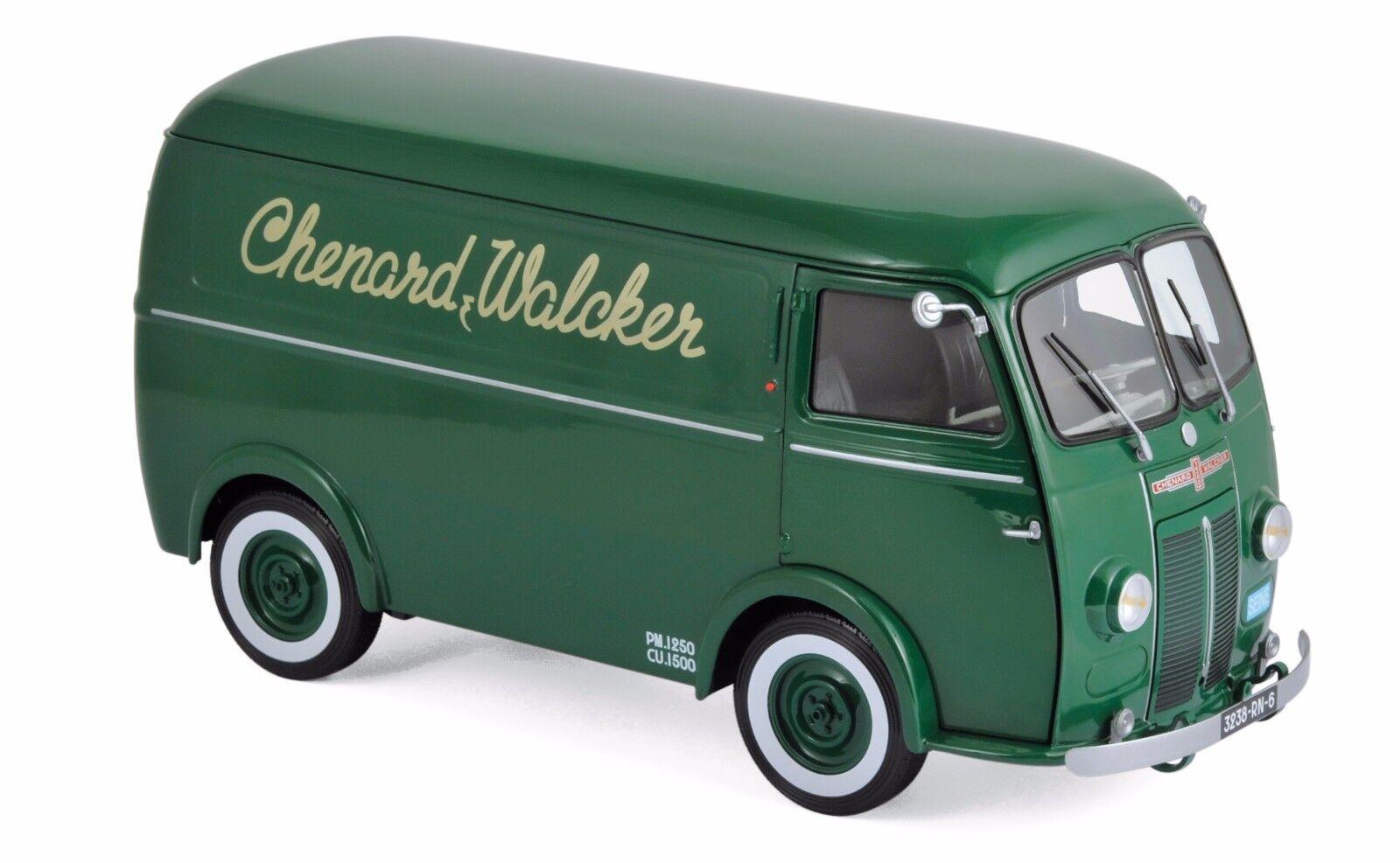 NOREV 184698 - Chenard & Walker 1500kg Type CHV 1946 vert 1 18