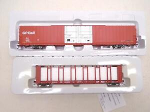Walthers Ho Freight cars(2), Canadian Pacific, x32