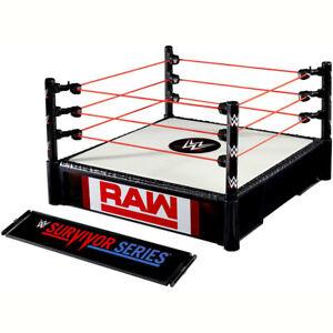 WWE Superstar Ring - RAW and Survivor Series Superstar