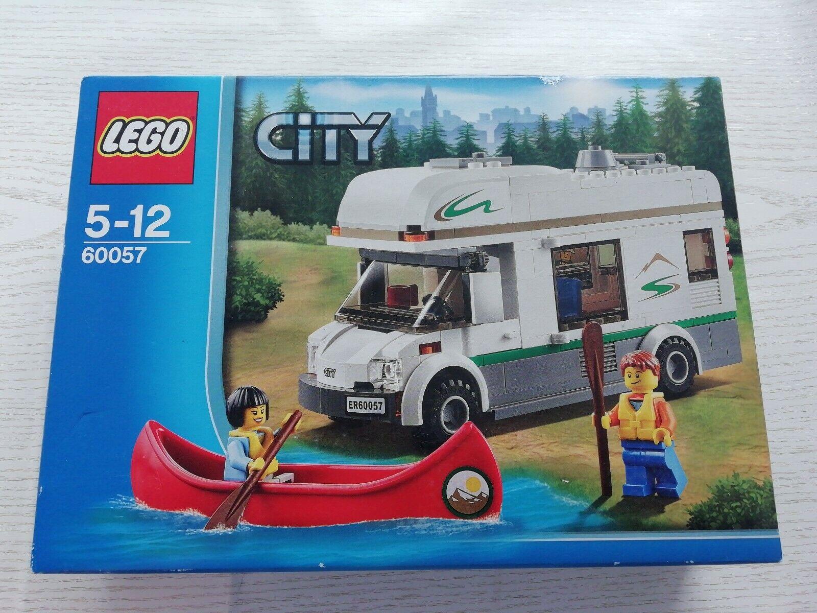 Nuevo Y En Caja Lego City Cocheavanas 60057