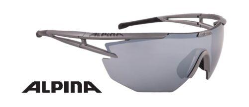 """Radbrille  NEU SONDERPREIS #207 UVP 99,95€ Alpina /""""EYE-5 Shield CM+/"""" Sport"""