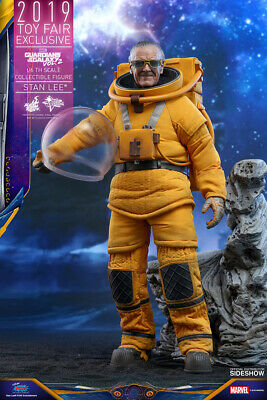 MCU Guardians of Galaxy 2 Stan Lee 1//6 scale Action Figure 32cm Marvel Hot Toys