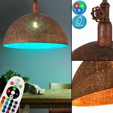 LED Deckenlampe Leuchte Sparkle Dekor eckig Farbwechsler Fernbedienung Dimmbar
