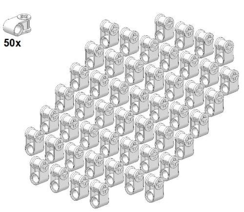 Connecteur 50 PCs 6536-05 - Blanc Lego ® Technic small parts Connecteurs