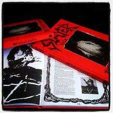 SLAYER MAG X Red Hardcover Reissue Black Metal/Norway/Mayhem/Darkthrone/Bathory