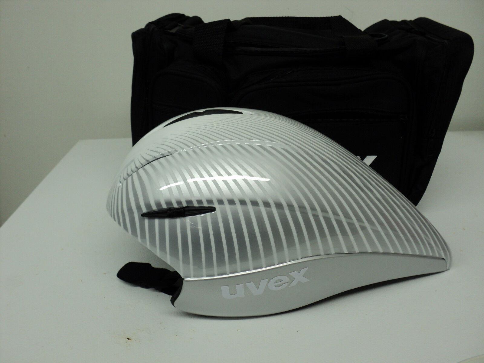 UVEX Aero Time Trial or Triathlon Helmet New  58-61cm 395g New
