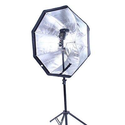Professional 80cm Octagon Umbrella Speedlite Softbox Reflector for Flash Light