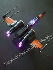Star Wars Model Fibre Optic LED Light Kit For Poe's X Wing Fighter Revell 06692