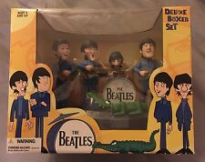 SUPER RARE MCFARLANE TOYS THE BEATLES DELUXE BOXED SET NEW IN BOX  LENNON