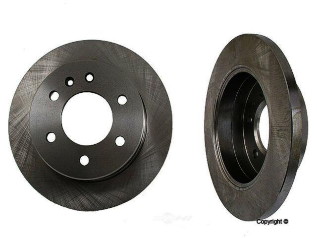 Rotors Metallic Pads F OE Replacement 2012 Mercedes Benz Sprinter 2500