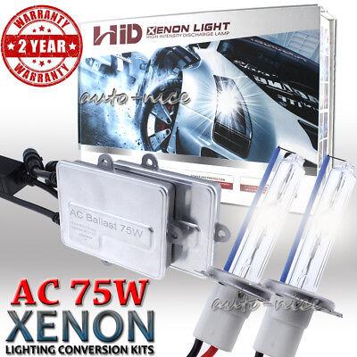 Diamond White H1-6000K No Flicker Innovited Premium AC Canbus Error Free HID Lights 2 Year Warranty