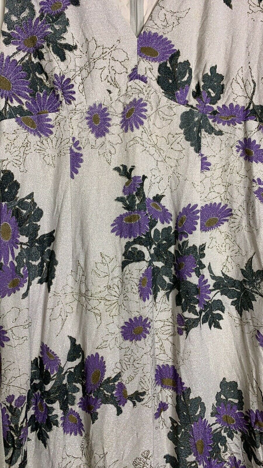 Vintage Alfred Shaheen Daisy Dress - image 4