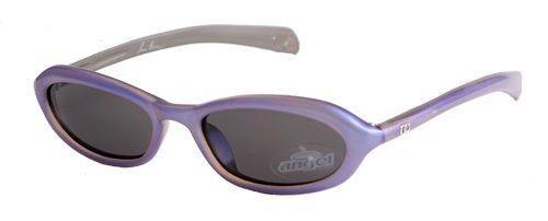 Angel Sunglasses Saucy Blue Opal Smoke Lens