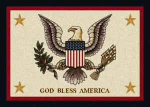 Milliken God Bless America Opal Area Rug