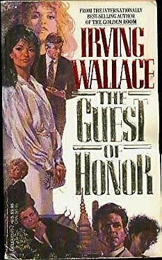 Guest of Honor by Wallace, Irving-ExLibrary
