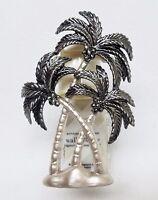 Bath & Body Works Wallflower Palm Tree Oasis Beach Diffuser Unit Plug In Holder