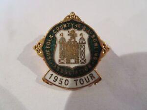 Suffolk-County-IE-B-AI-Bowling-Association-1950-Tour-Pin-Badge