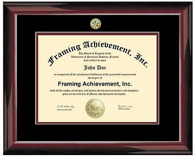 Law School State Bar Certificate Frame University Diploma