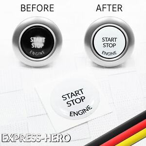 BMW rot Startknopf Start Stop Knopf Aufkleber Sticker E60 E61 E84 E90 E91decal
