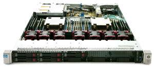 HP-ProLiant-dl360e-g8-Server-2x-Xeon-e5-2450L-8gb-RAM-0-HDD-P420