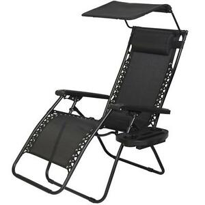 Image Is Loading New Zero Gravity Chair Lounge Patio Chairs Outdoor