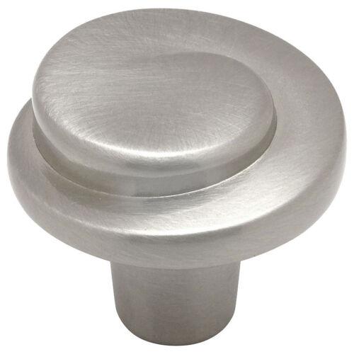 Cavalier Satin Nickel Swirl Cabinet Knobs /& Pulls 80444SN 80445SN