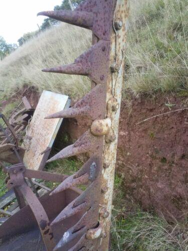 finger bar mower blades and rivets