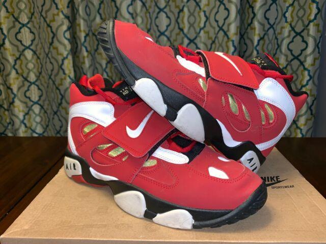 low priced 88924 7be47 Nike Air Diamond Turf II 2 Sz 13 Deion Sanders 49ers Varsity Red 487658-610