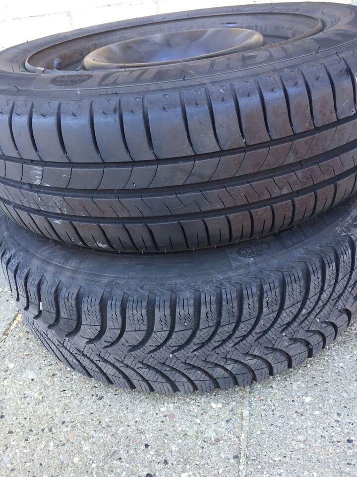 sommerdæk, fælge med dæk