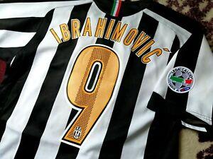 Jersey Nike Zlatan Ibrahimovic M Juventus 2006 Player Issue Sweden Rare Vtg Ebay