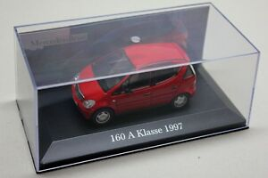 Matchbox German Special Mercedes Benz A Class Betthupferl Code 2