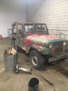 1992 Jeep CJ