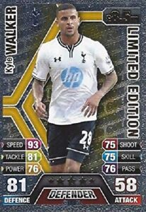 Match Attax 2014//15 ROSS BARKLEY Gold Limited Edition LE4G très rare packetfresh