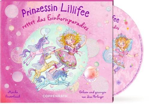 1 von 1 - Prinzessin Lillifee - Prinzessin Lillifee Rettet Das Einhornparadies /3
