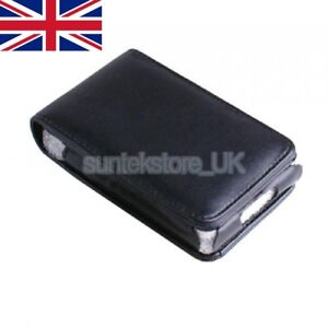 Black-Leather-Case-for-iPod-Classic-5th-Generation-30GB-60GB-80GB