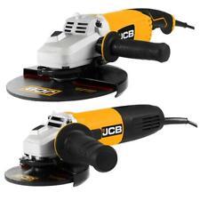 JCB Elektro Winkelschleifer Set 125 mm / 850W und 230 mm / 2100W M14 im Karton