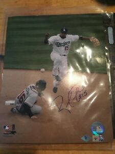 Los-Angeles-Angels-Howie-Kendrick-Signed-Authentic-8X10-Photo-Autographed-BC-COA