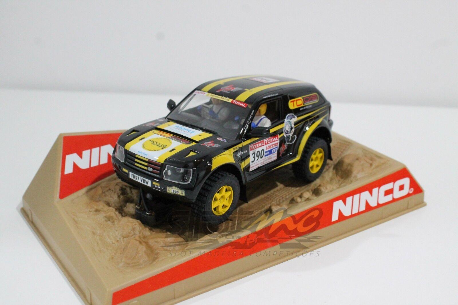 Ninco 50563 Bowler  Equipo ID Rallye  Dakar 2009 1 32  NEW